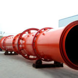 1.2*12m Bauxite Ore Rotary Dryer Complete Drying Plant