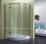 Europe Design Stainless Steel Frame Simple Shower Room (LTS-012)