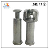 Galvanized Forged Steel Composite Insulator Ball End Fittings