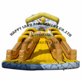 Cute Chick Customized Inflatable Single Lane Slide