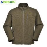 Men′s Sweater Fleece Jacket