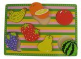 Wooden Puzzle Toys Chunky Puzzle (33325)