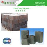 Corundum Carbon Free Precasting Refractory Brick