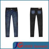 Joint Mix Colour Leisure Women Jeans Pants (JC1198)