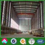ISO9001: 2008 Steel Structure Portal Frame Building