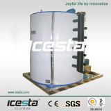 Icesta Large Scale Flake Ice Maker Evaporator