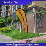 Factory Wholesale Digital Printing Beach Flag, Teardrop Flag