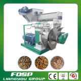 Gear-Driven Electric Wood Pelletizer/Sawdust Pellet Mill