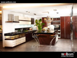 Welbom High-End Custom DuPont Paint Kitchen Cabinet