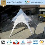 Aluminum Frame PVC Coated Star Shade Tent