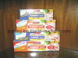 Slider Bag in Food Retail Box Packing