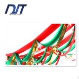 Hanging Wavy Flag Holiday Scene Christmas Decoration Gift
