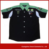 Custom Embroidery 100% Cotton Pit Crew F1 Racing Shirts for Men (S51)
