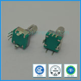 9mm Rotary Potentiometer with Push Switch