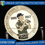 Customized Metal Souvenir Challenge Coins for Gift