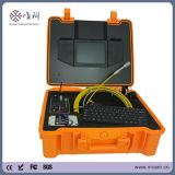 """8"""" Screen Portable Pipeline Camera with DVR & Keyboard"""