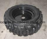 Skid Steer Tire 15-19.5 Pneumatic Tire Loda Brand