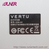 Digital Products Stainless Steel Etching Label