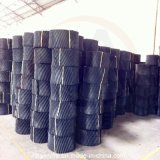 The Steps Trapezoidal Wave Cooling Tower Equipment Fill Filler