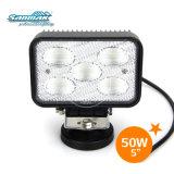 "50W CREE 5 ""Aluminum LED Work Lamp, Offroad Motorcycle Lightsm6501"