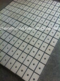 Weld-on for Ceramic Alumina Tiles with Hole