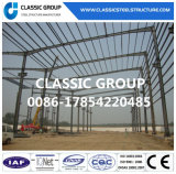 Professional Manufacturer Prefab Steel Warehouse/Steel Structure