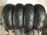 China High Quality Scooter Rear Tyre 190/50-17 Motorcycle Tubeless Tire