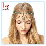 Wholesale Fashion Asos Bohemia Pearl Tassel Hair Ornament Hair Accessories Hair Jewellery