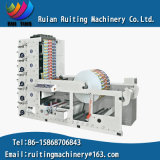 Rtry-580e Wide Roll 5 Colors Paper Cup Flexographic Printing Machine