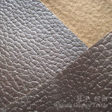 Upholstery Gilding Sofa Fabric Polyester Suede with Brushed Backing
