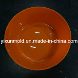 Plastic Injection Mould Plastic Plate for Cereal Breakfast