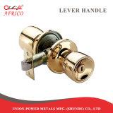 Best Brand Italy Bathroom 304/201SSS Cylindrical Ball Door Knob Lock with Deadbolt