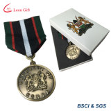 Custom Metal Memento Medals with Gift Box