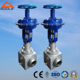 Jacketed Pneumatic Flow Control Valve (BHTS)