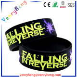 Personalized Custom Silicone Rubber Bracelet for Gifts