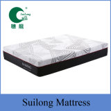 SL1709 Latex Foam Pocket Spring Mattress with Foam Encased