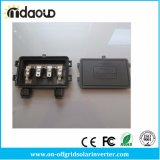140W - 200W Waterproof IP67 PV Junction Box Solar Cable Connection