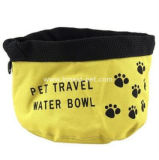 Dog Food and Water Bowls, Nylon Travelling Pet Bowl