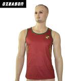 Custom Sublimation Men′s Running Singlet (SL001)
