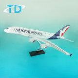 Air Macau A380 1/100 73cm Model Airplane