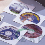 Disc Replication Packaging with CD Paper Sleeve