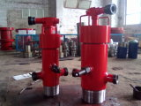 API 5CT Oilfield Drilling Tool Single Valve Cement Head