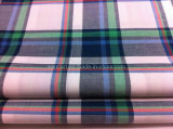 100% Cotton Check Shirting Fabric (20130704-8)
