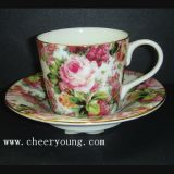 Bone China Coffee Cup (CY-B511A)