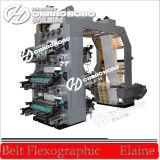 4 Color High Speed Ceramic Anilox Printing Machine