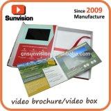 "Custom Design 7""LCD Ad Player Cosmetics Gift Box"