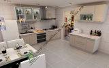 Modular High Glossy UV Kitchen Cabinet, Modern Kitchen Cabinet (ZS-154)