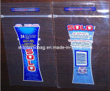 Ziploc Bag with Dotted Line for Cutlery Packaging