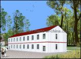 Prefabricated Hosue/Low Price Temporary Housing (pH-51)
