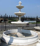 Stone Water Fountain for Garden Marble Fountain (SY-F361)